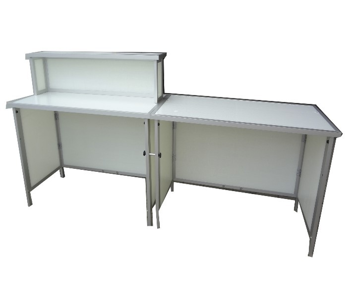 klapptresen mobile theken b hnenpodeste verkaufswagen artikeldetails. Black Bedroom Furniture Sets. Home Design Ideas